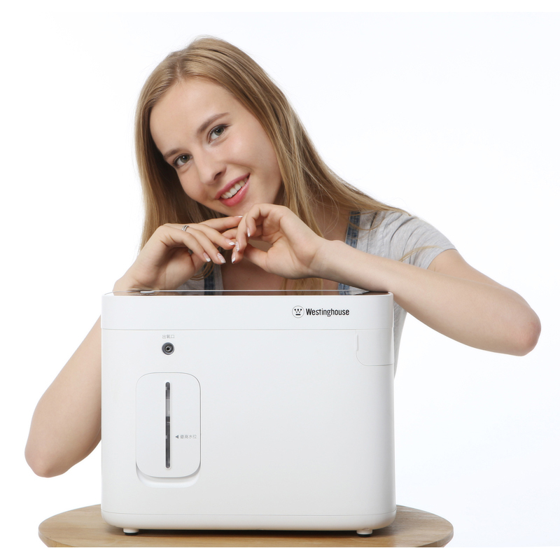 美国西屋家用制氧机老人孕妇成人学生吸氧机