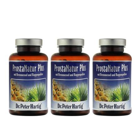 跨境品德国DPH植物前列腺胶囊*3瓶