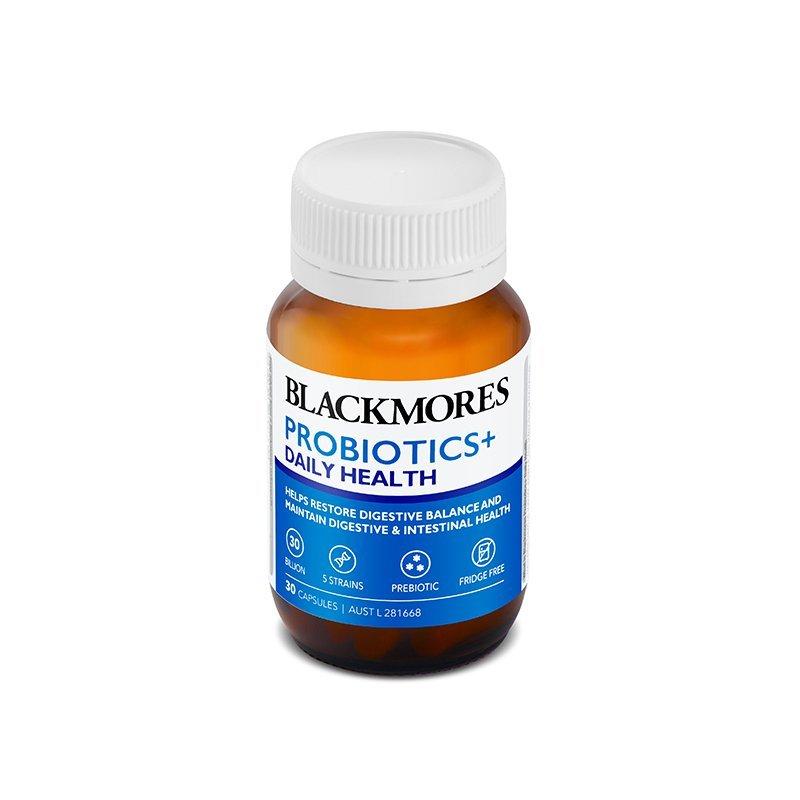 Blackmores 澳佳宝每日益生菌 30粒*2瓶