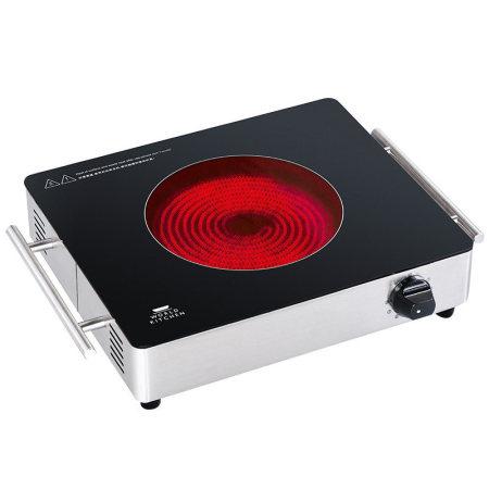 康宁 家用微晶面板电陶炉(单选钮) -WKHS-VHS-SS/CN·银色