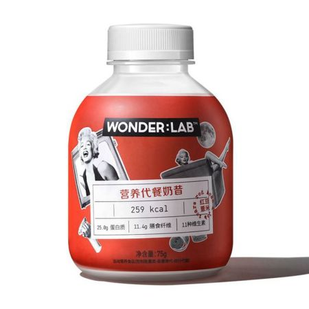 WonderLab营养代餐奶昔超值组