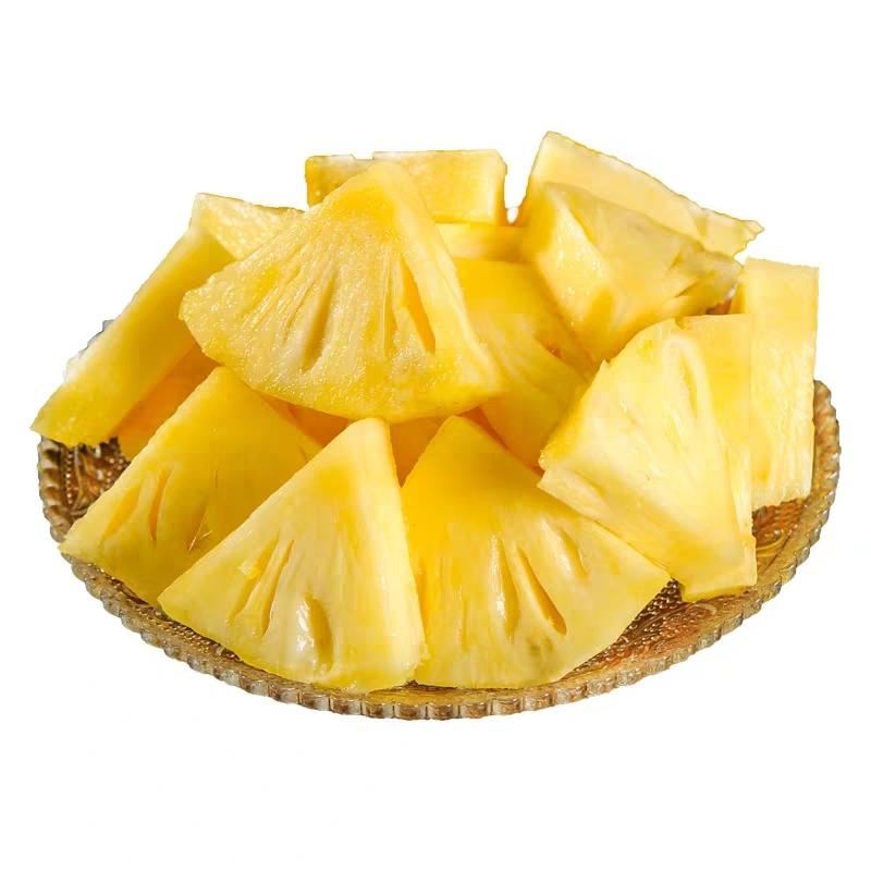 香水大菠萝 净重8斤精选大果,新鲜采摘,香甜可口,清脆多汁。