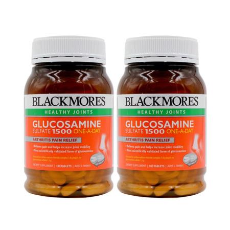 BLACKMORES 澳佳宝 维骨力关节灵180粒*2瓶  共同