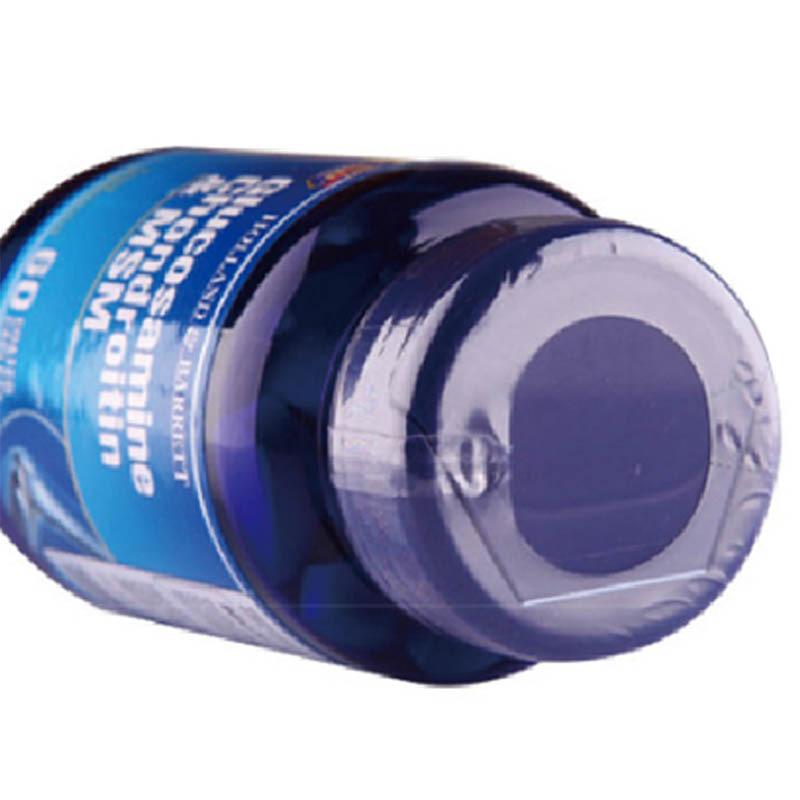 跨境品荷博瑞氨糖软骨素60粒*4瓶  共同  共同  共同