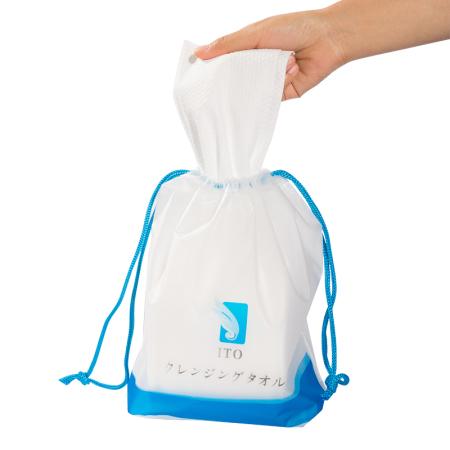 日本纯棉美容洗脸巾一次性家用加厚洁面巾柔巾卷洗水亲肤·ITO  ITO