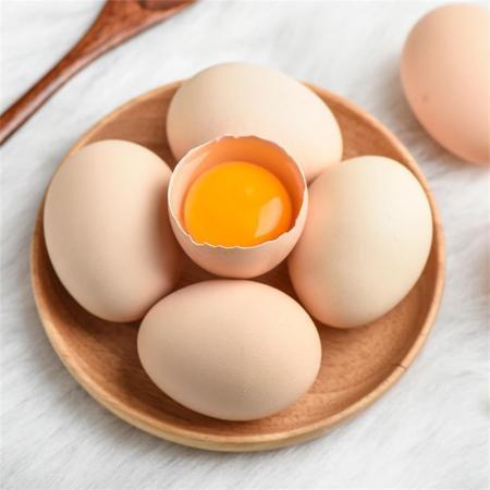 农舍散养土鸡蛋40枚