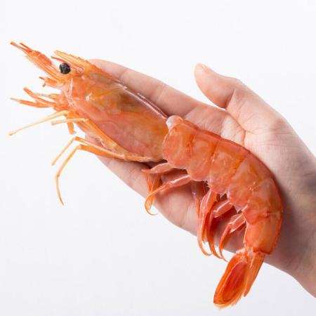 星农联合 阿根廷红虾冷冻大虾30-60只2kg(L2级别)