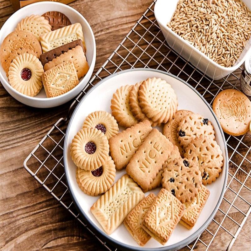英国进口麦维他全麦消化饼干礼盒升级装