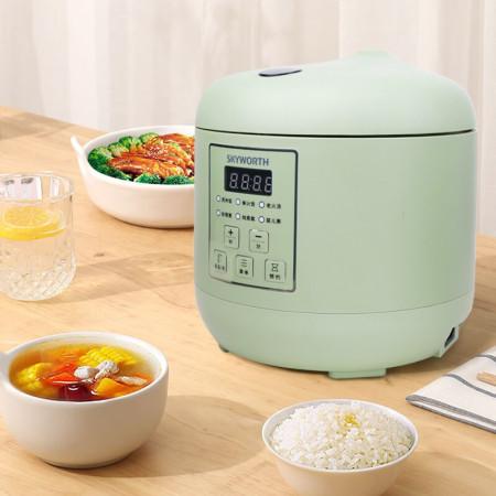 创维Skyworth智能电饭煲 家用2L多功能预约大容量煲汤蒸煮电饭锅F44