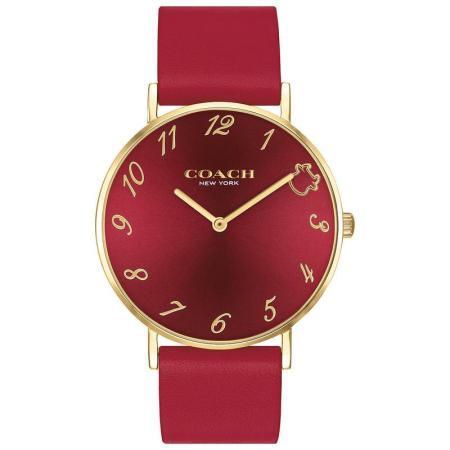 Coach蔻驰牛年纪念款手表