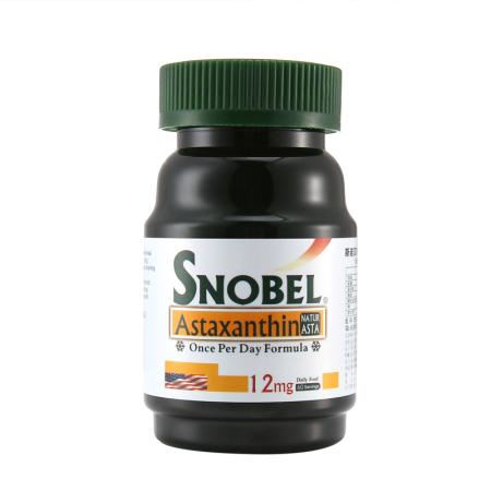美国原装进口SNOBEL高含量虾青素