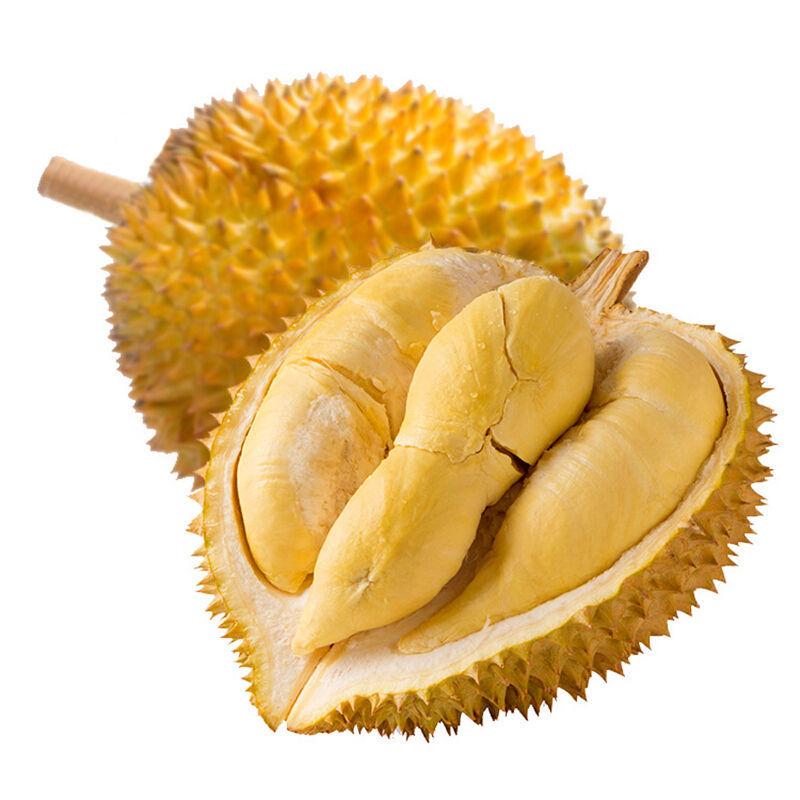金枕巴掌榴莲4-5斤(1-2枚),香甜浓郁,肉厚核小