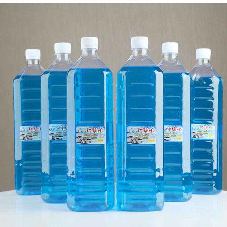 防冻玻璃水1.5L/瓶*6瓶