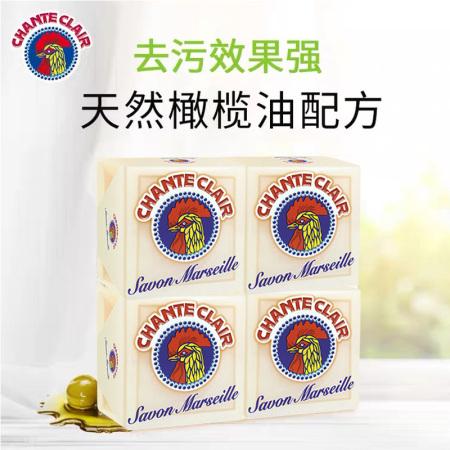 大公鸡管家马赛皂300g*4块/6块
