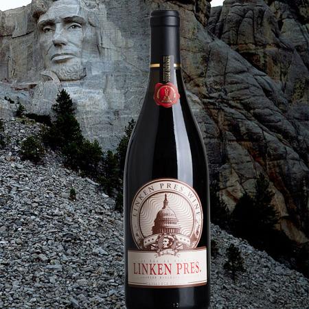 林肯普艾斯干红葡萄酒750ml*2瓶