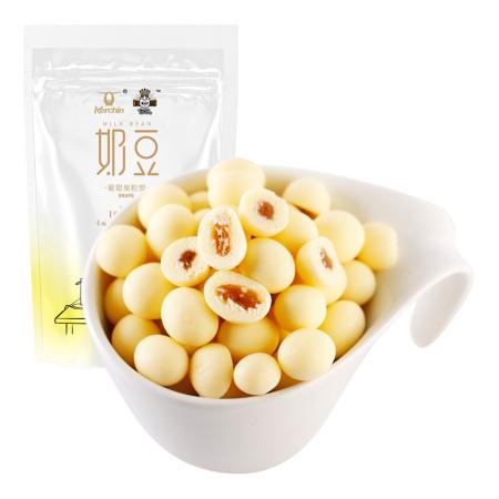 科尔沁奶豆100g*3袋(口味随机)