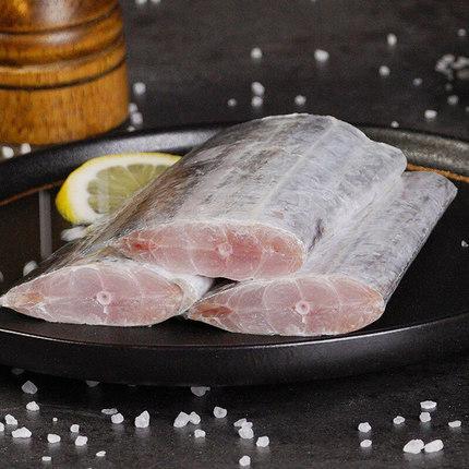 正宗国产精品带鱼中段500g*6袋