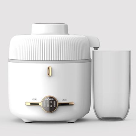 润唐养生降糖 全自动沥米汤电饭煲2L·白色