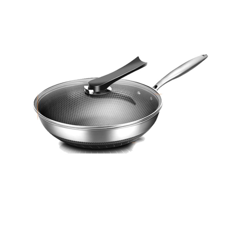 德国卡洛莱不锈钢不粘锅具组