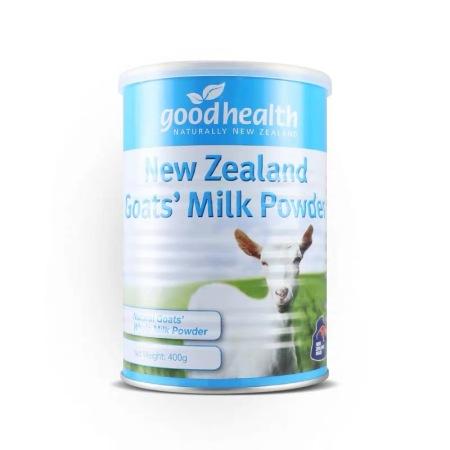 新西兰goodhealth山羊奶粉4桶