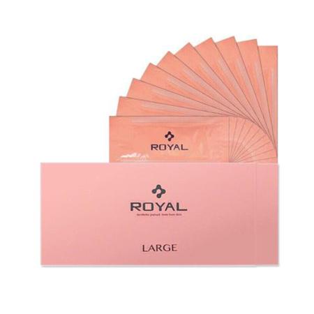 日本Royal脐带血精华补水紧致毛孔90片装精华液