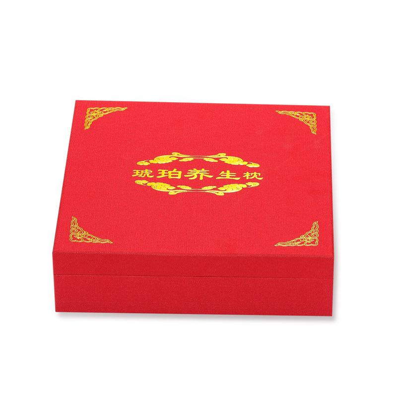老冯记琥珀海漂料升级款枕头配高档包装(常用有助于睡眠)