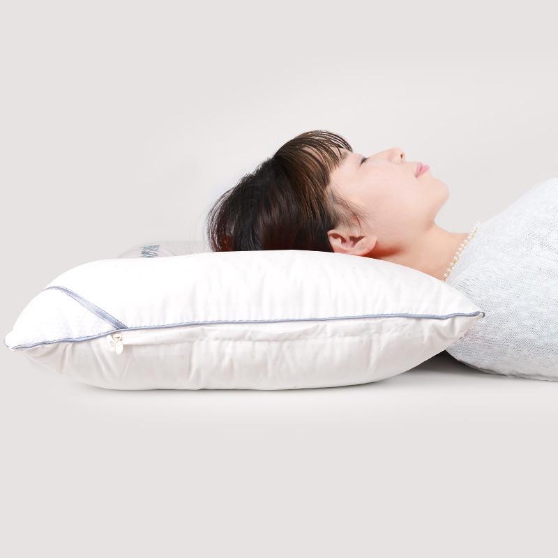 妙艾堂 艾绒颈椎保健枕 颈椎护颈磁疗枕头 天然艾草