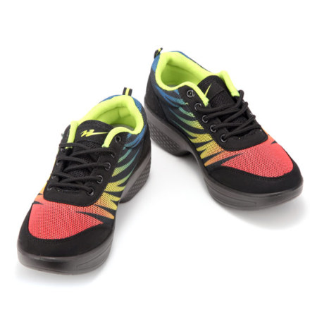 双星 时尚健步女鞋·2双