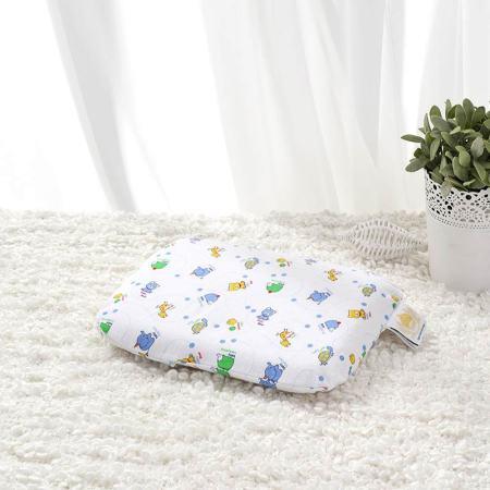 泰嗨泰国整只原装进口天然乳胶0-1岁婴儿枕