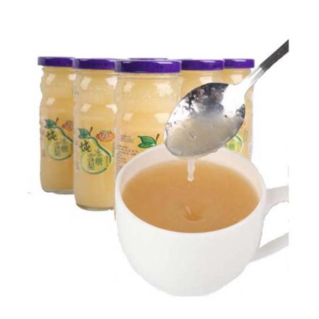 [华泉]炖梨冰糖炖雪梨245g*10瓶河北特产