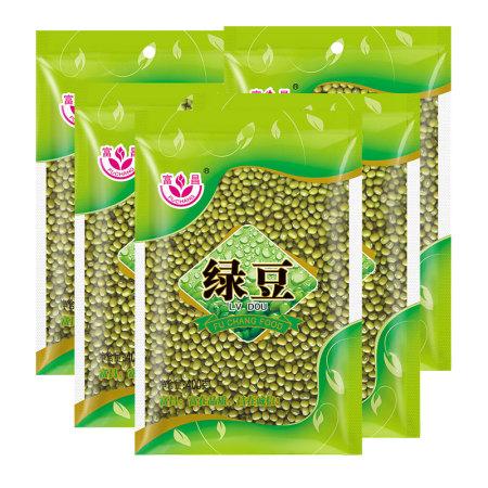 富昌 绿豆400g*5袋