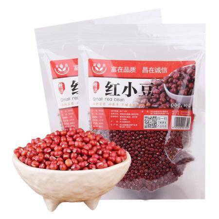 富昌红小豆1kg*2袋