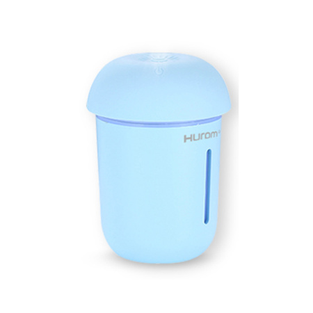 Hurom蘑菇灯三合一加湿器·蓝色