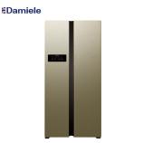 达米尼611L豪华对开门冰箱