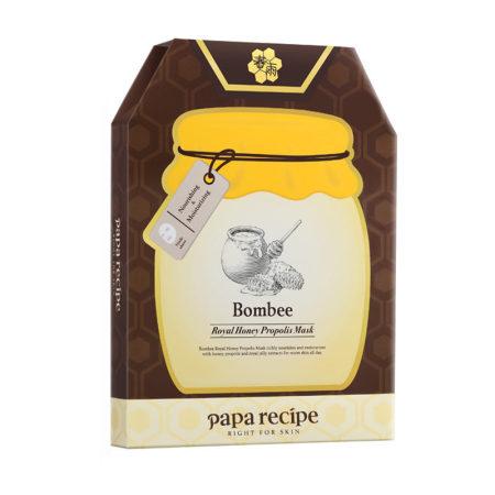 香港直邮 Paparecipe春雨皇家蜂蜜面膜小蜜罐限量版膜 7片/盒
