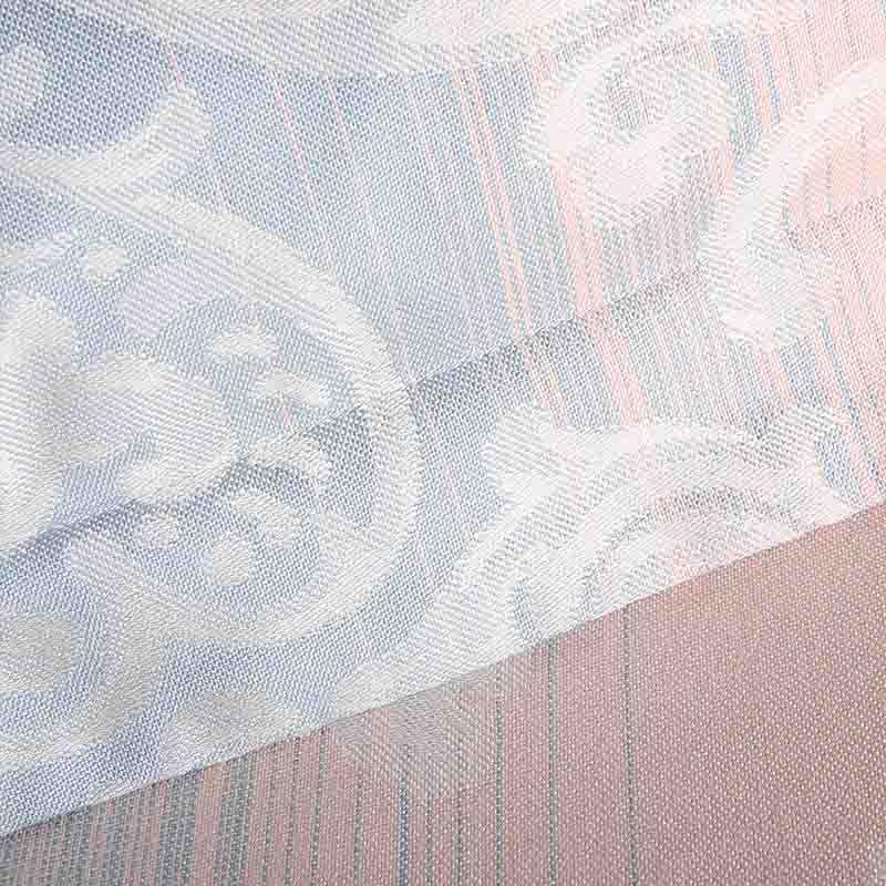 乔德(JOES)色织提花竹纤维席软席·水粉蓝
