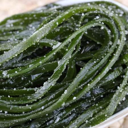 海带丝(盐渍5斤)