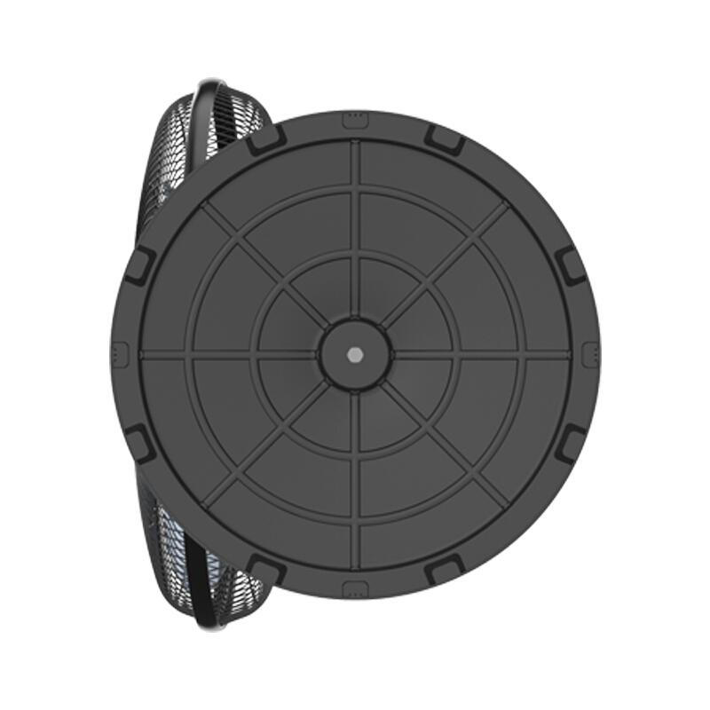 美的Midea 电风扇FSA40XE高低可调落地扇