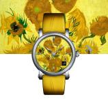黄色向日葵