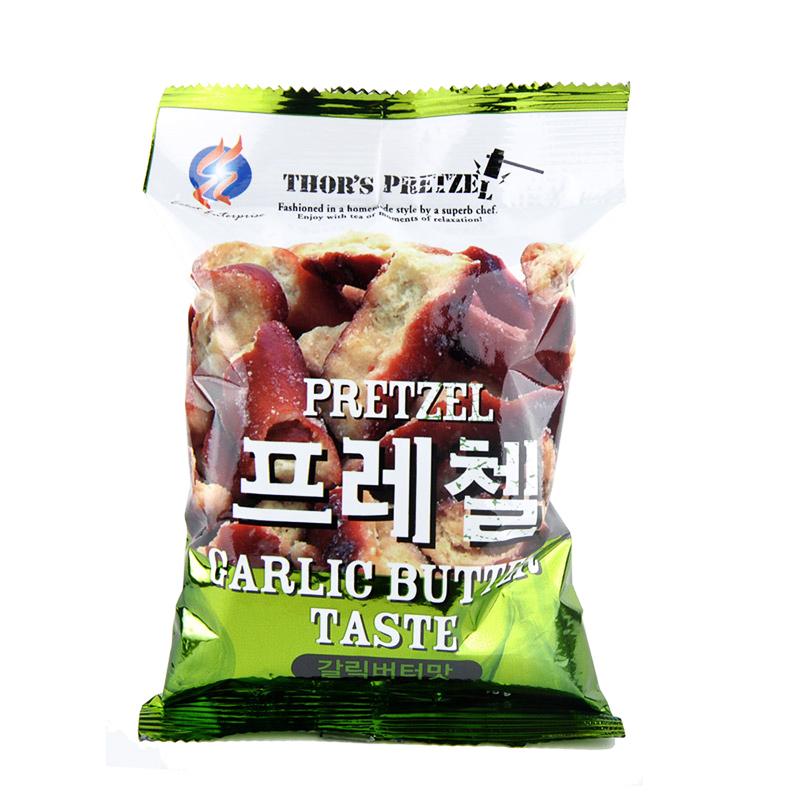 韩国进口叮叮脆面包干75克*20袋