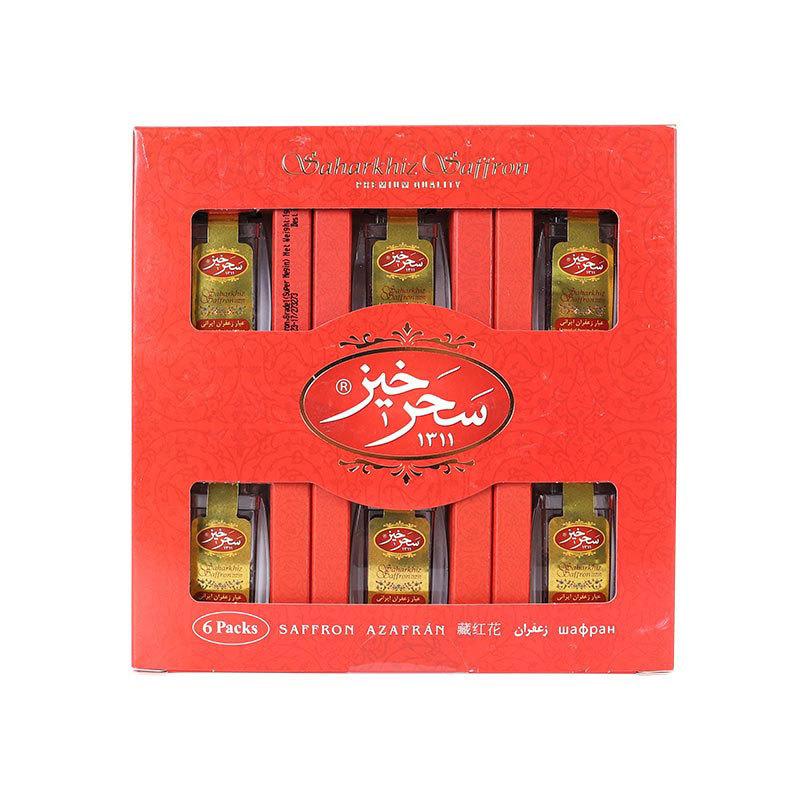 跨境直邮Saharkhiz伊朗藏红花品质组·红色