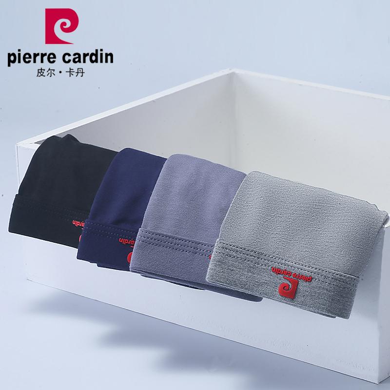 皮尔卡丹【6条装】莫代尔抗菌男士内裤加赠5双棉袜-2010·黑色、宝蓝、铁灰