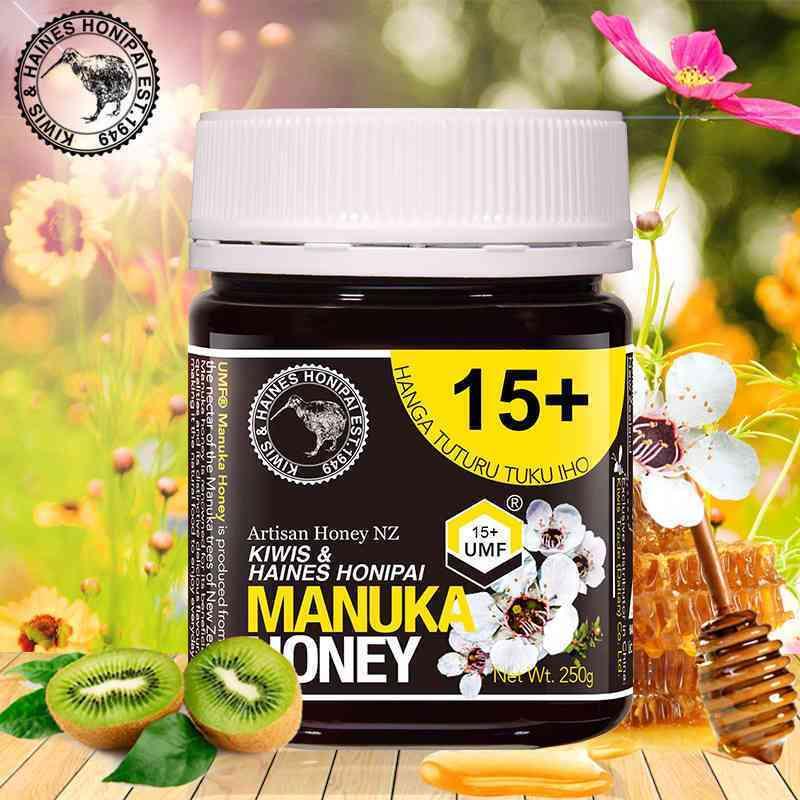 新西兰基维氏麦卢卡UMF15+蜂蜜