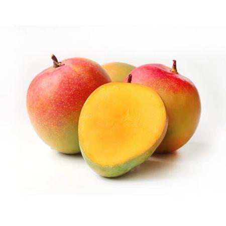苹果芒珍珠芒净重8斤