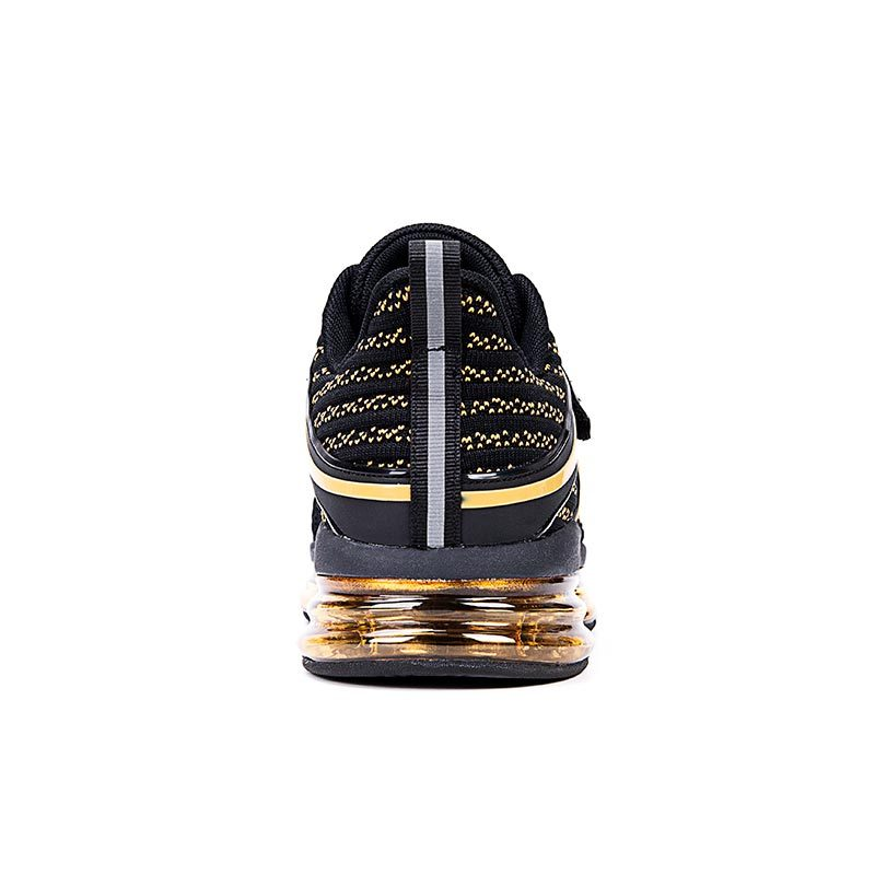 AIRBREATHE3D飞织Helix(螺纹)气垫男鞋·铁灰色