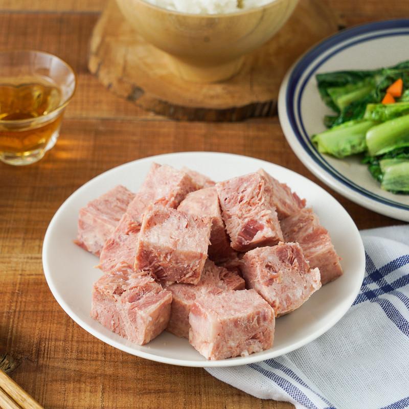 丹麦原装进口Tulip精品猪肩肉罐头340g*10罐