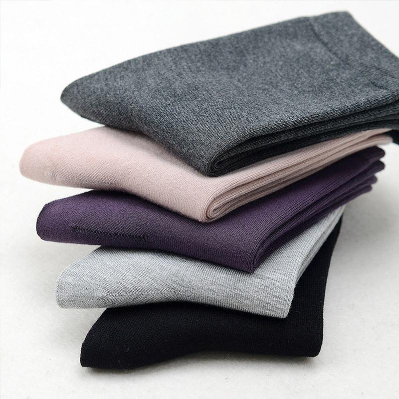 10双72%桑蚕丝秋冬男女新款一体成型舒适袜子·女款混色10双