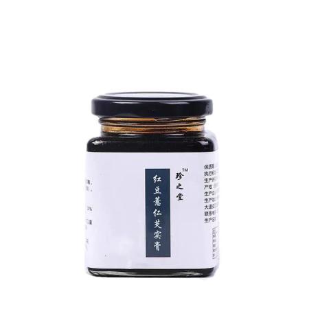 红豆薏仁芡实膏300g*4瓶 祛湿膏