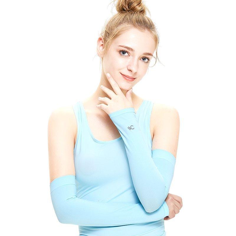 【香港直邮】RECIPE水晶防晒喷雾150ml+VVC冰袖(随机发颜色)