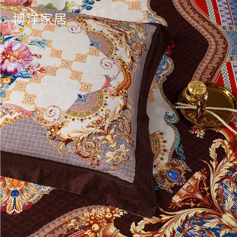 博洋家居60s埃及长绒棉高定套件